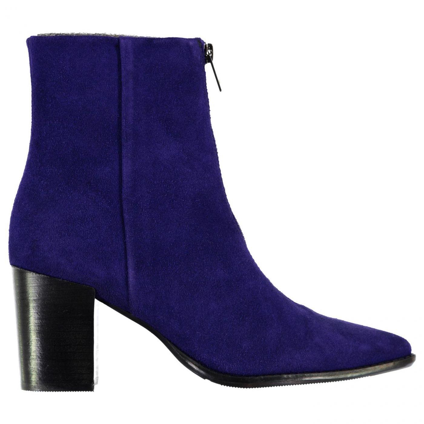 Bronx Heeled Boots Ladies