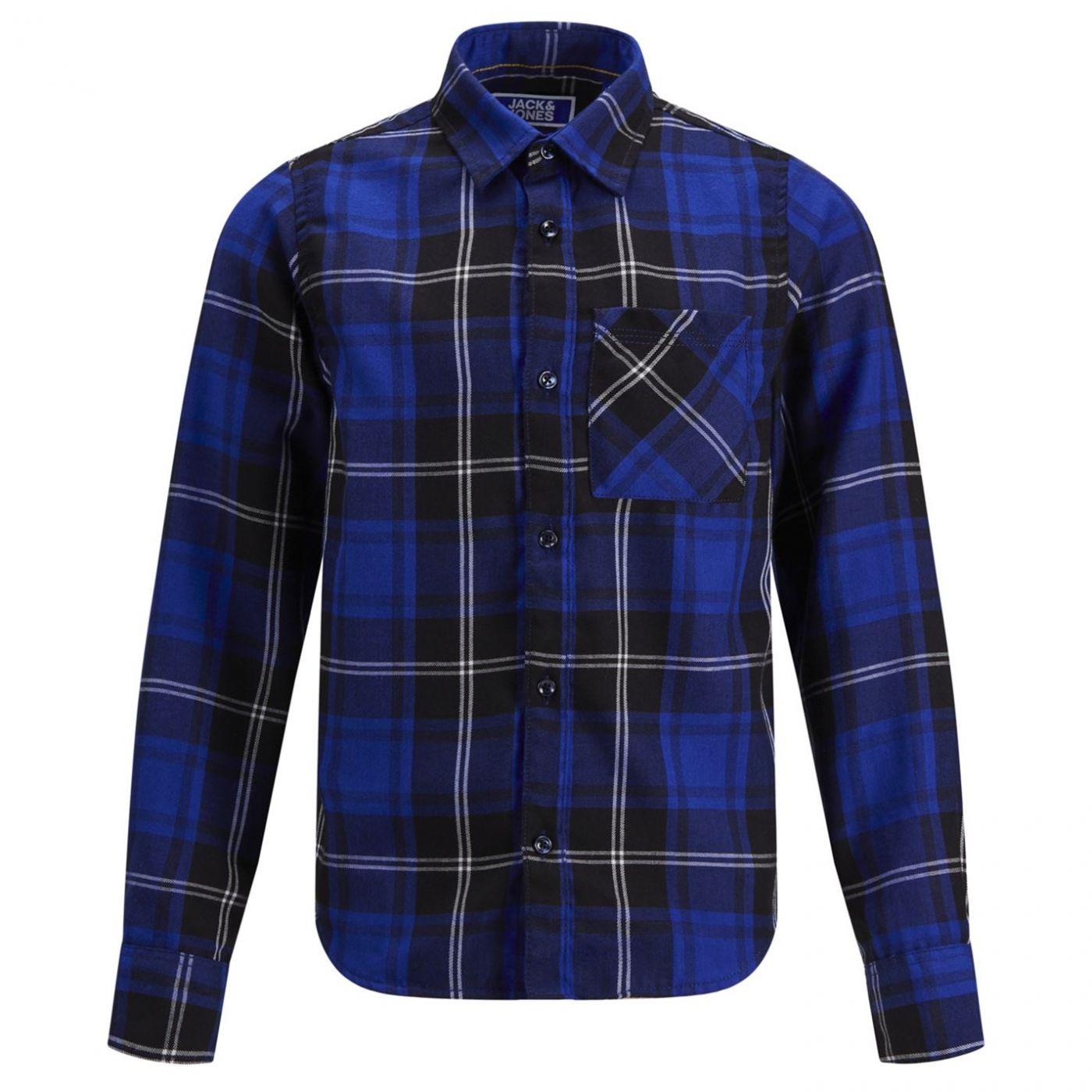 Jack and Jones Junior Colby Check Shirt