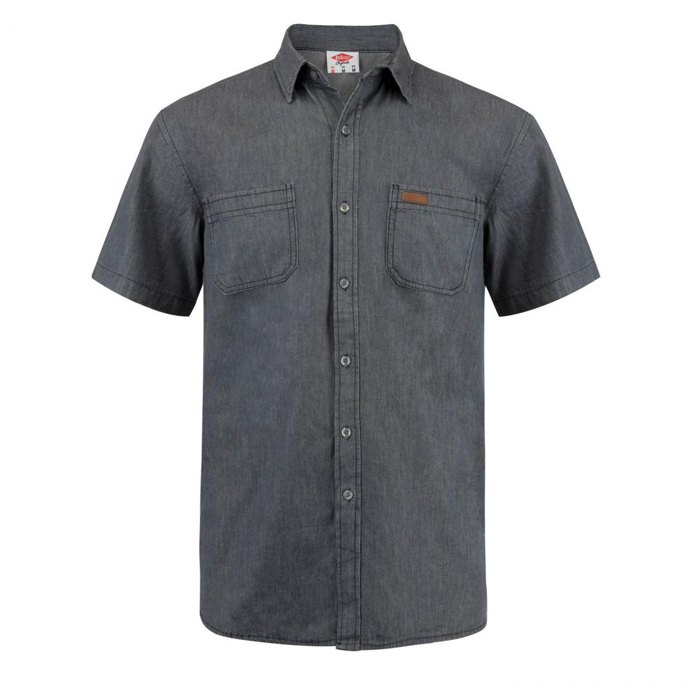 Men's Shirt Lee Cooper Denim