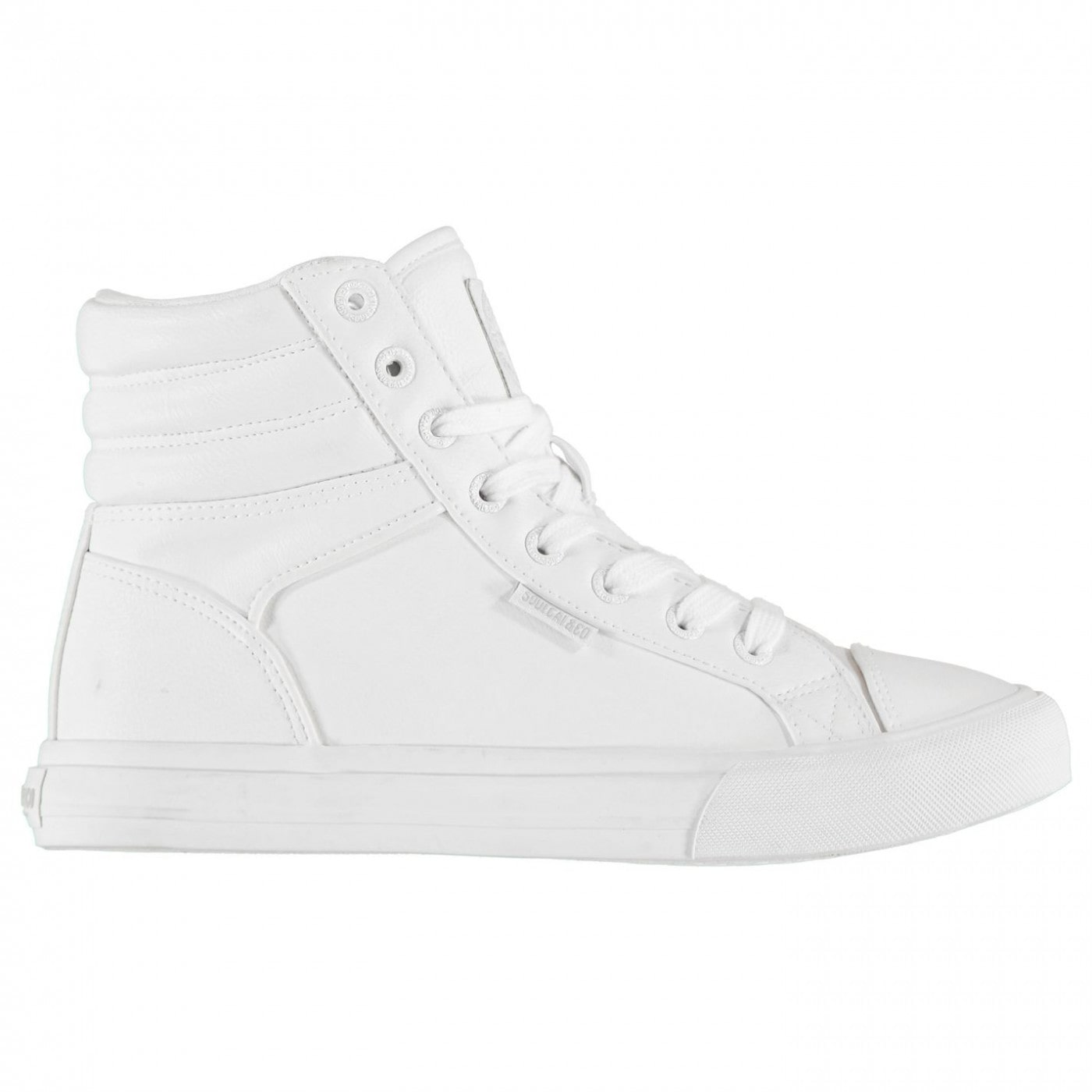 SoulCal Asti Hi Tops Juniors