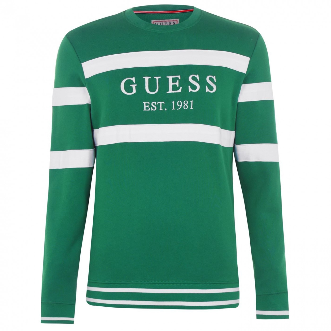 Guess Jack Crew Neck Sweatshirt