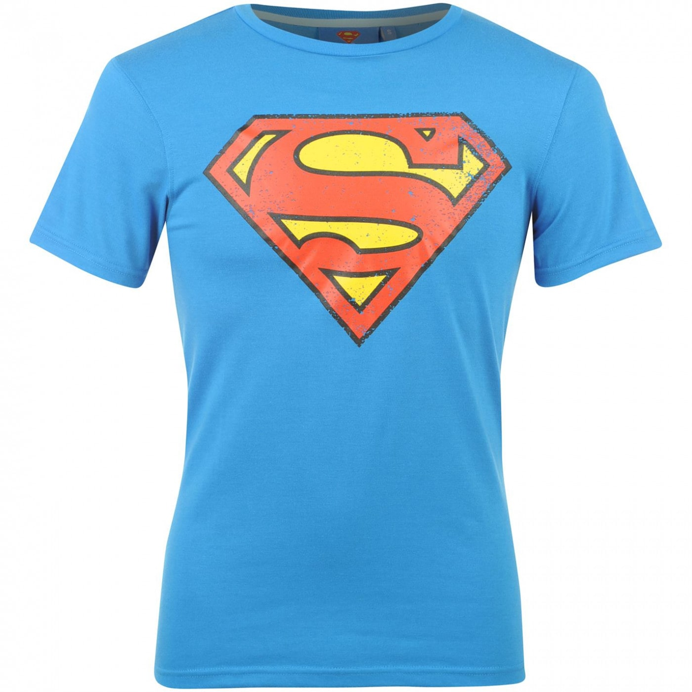 DC Comics Superman T Shirt Mens