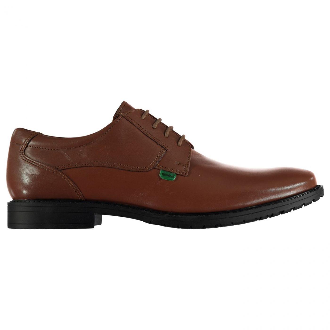 Kickers Chreston Mens Lace Shoes