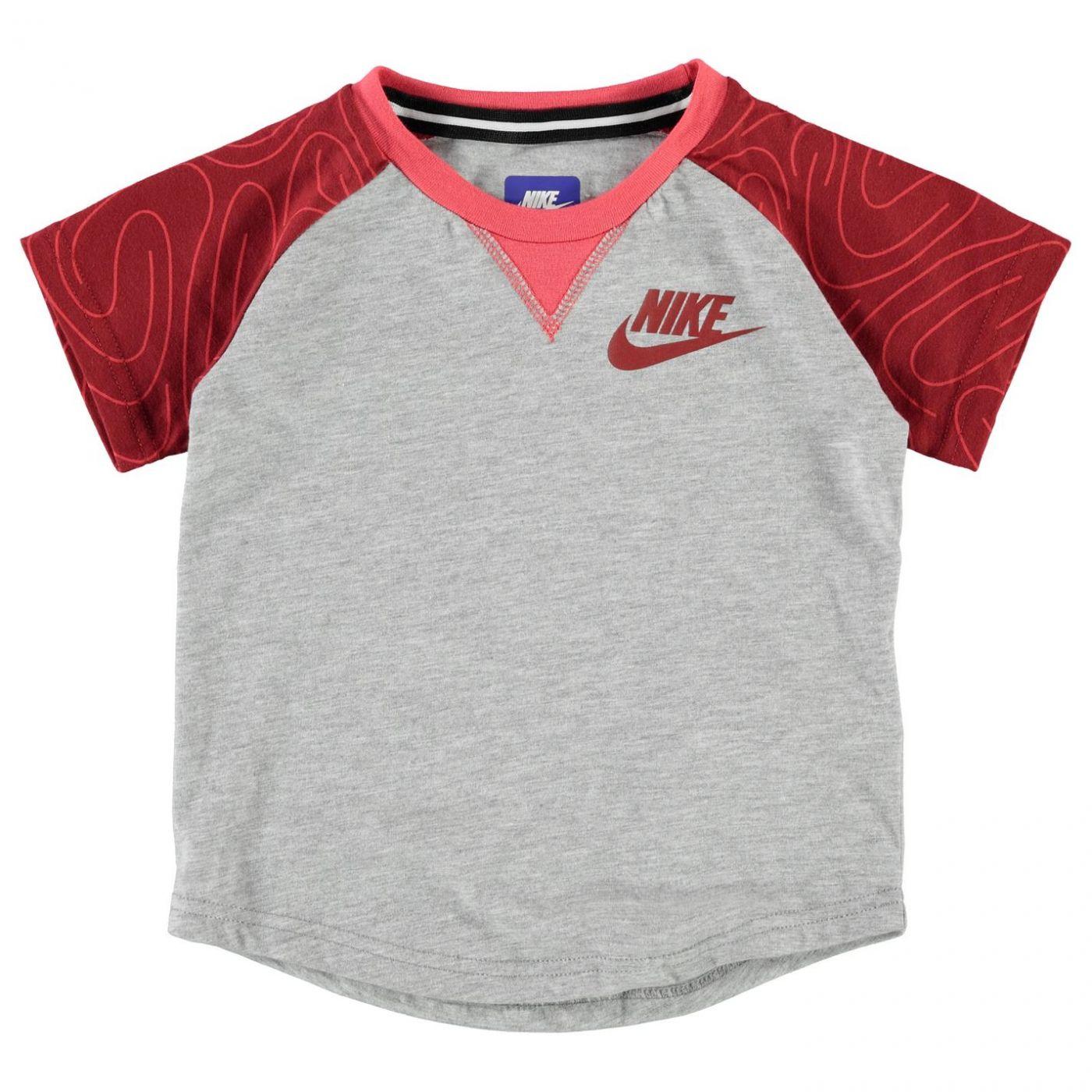 Nike Short Sleeve T Shirt Infant Boys