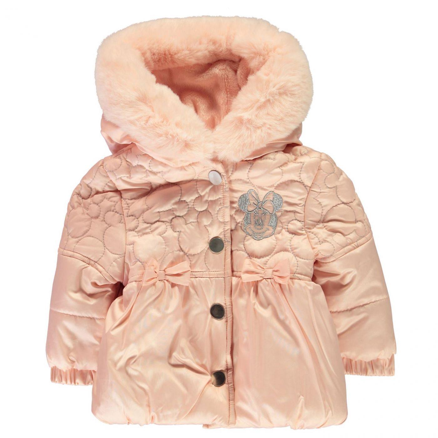Character Padded Coat Baby