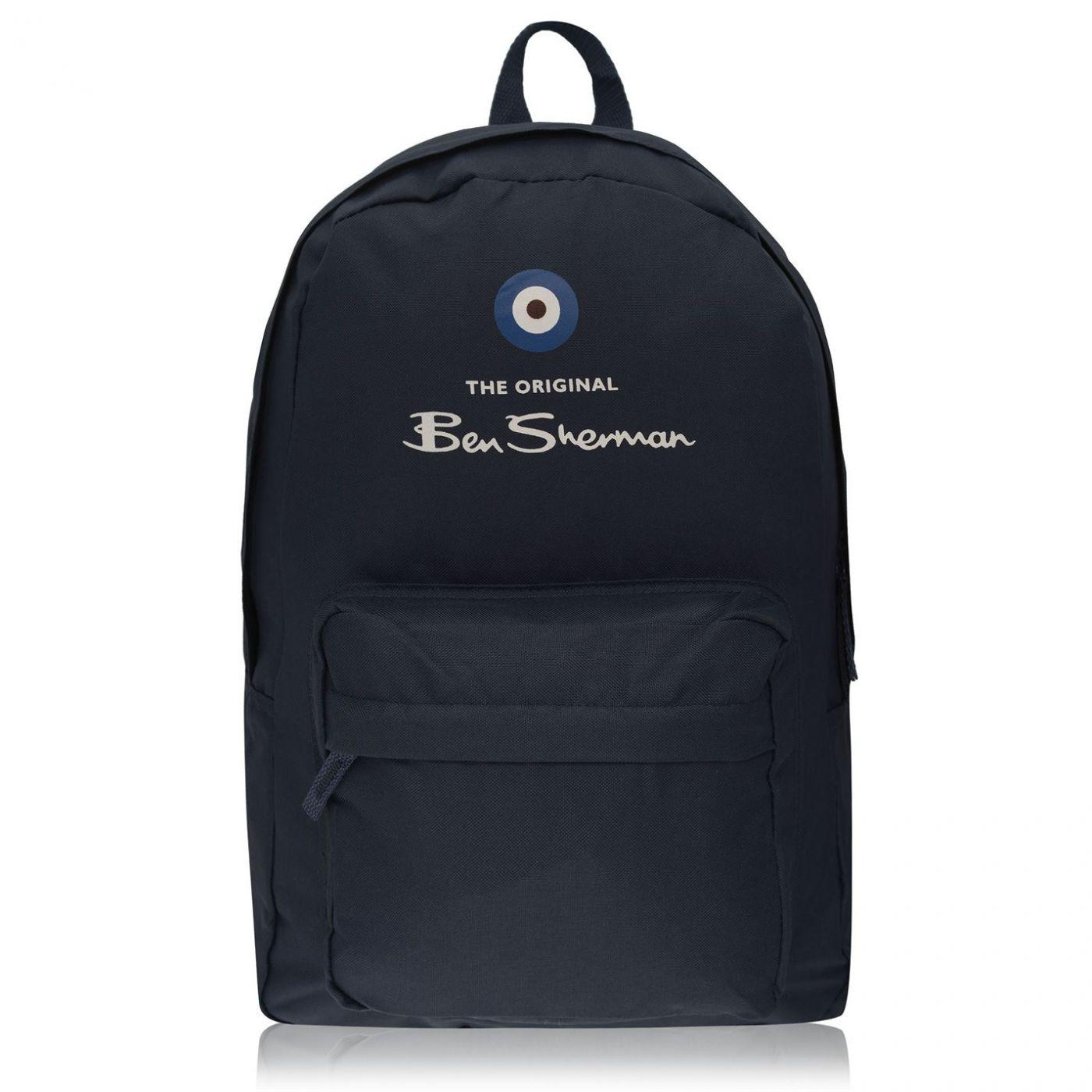 Ben Sherman Classic Logo Backpack