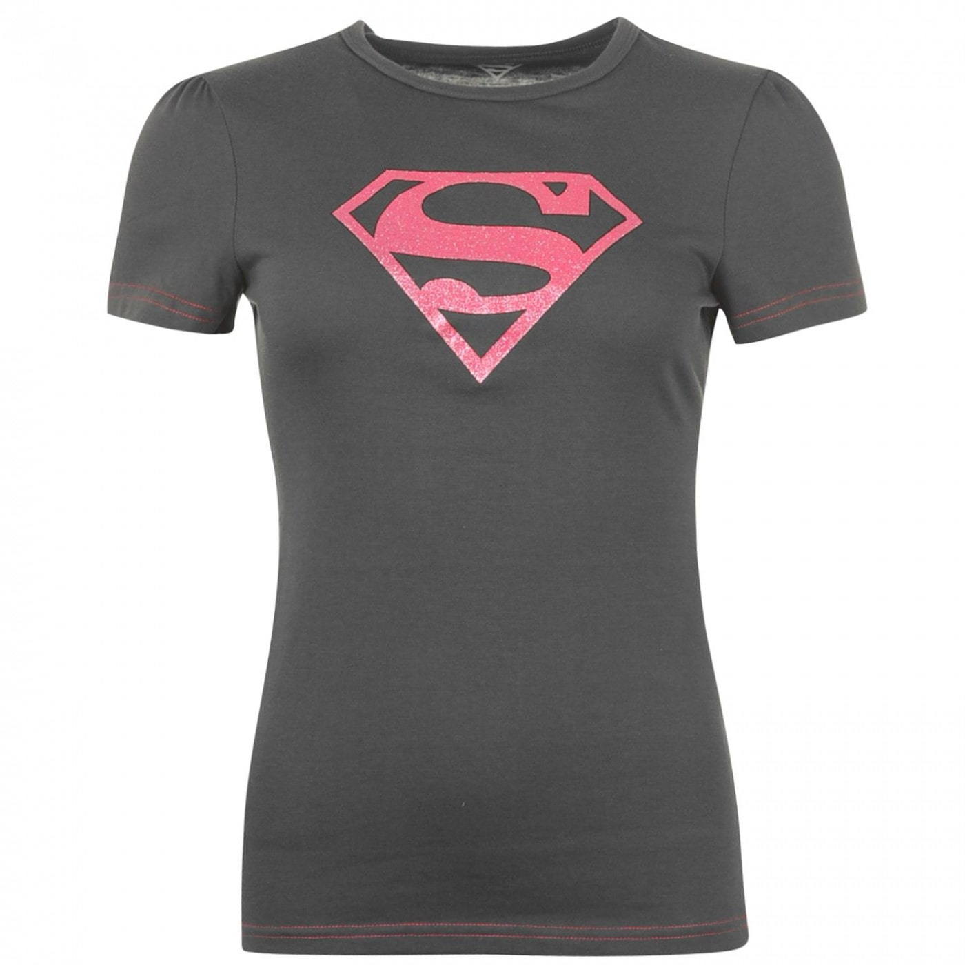 DC Comics Superman T Shirt Ladies