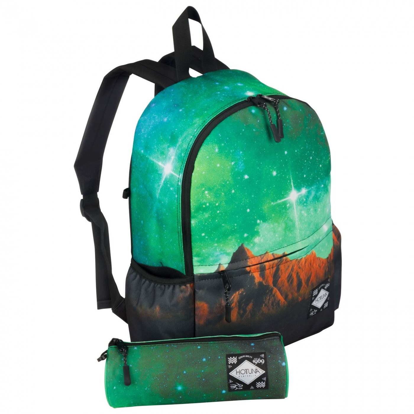 Hot Tuna Galaxy Star Backpack