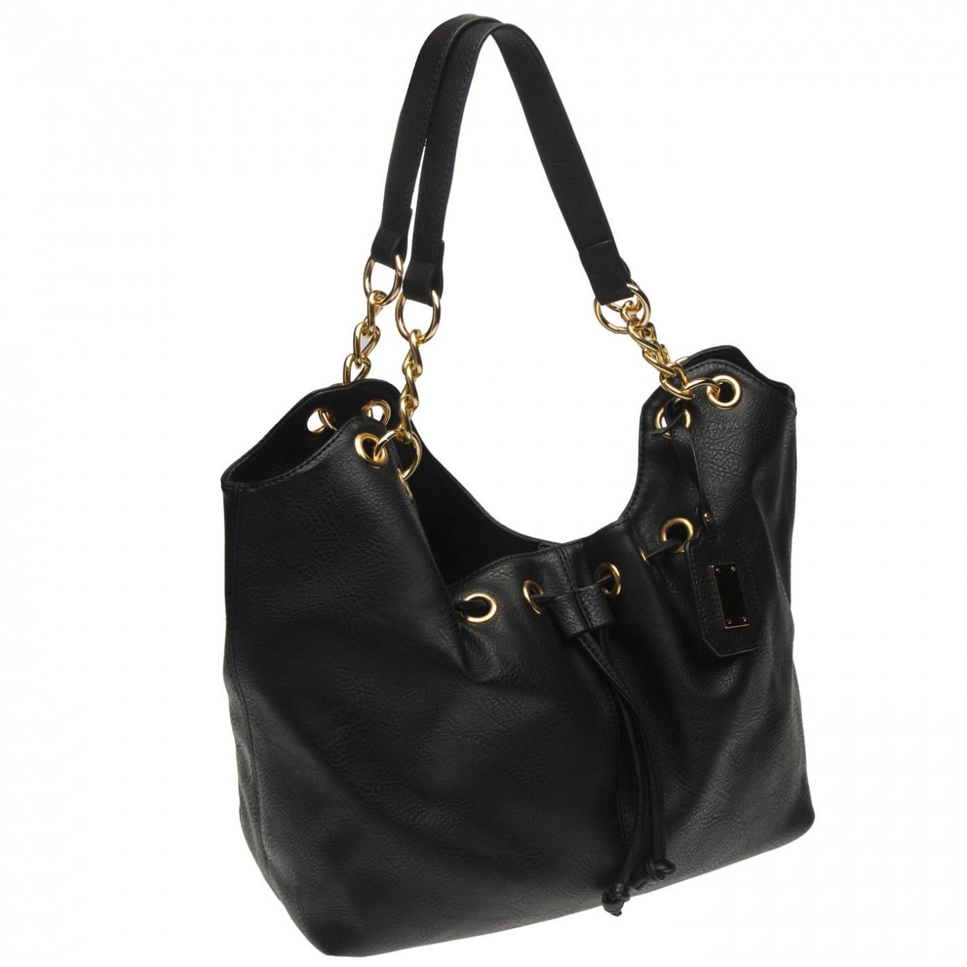Full Circle Chain Strap Bag