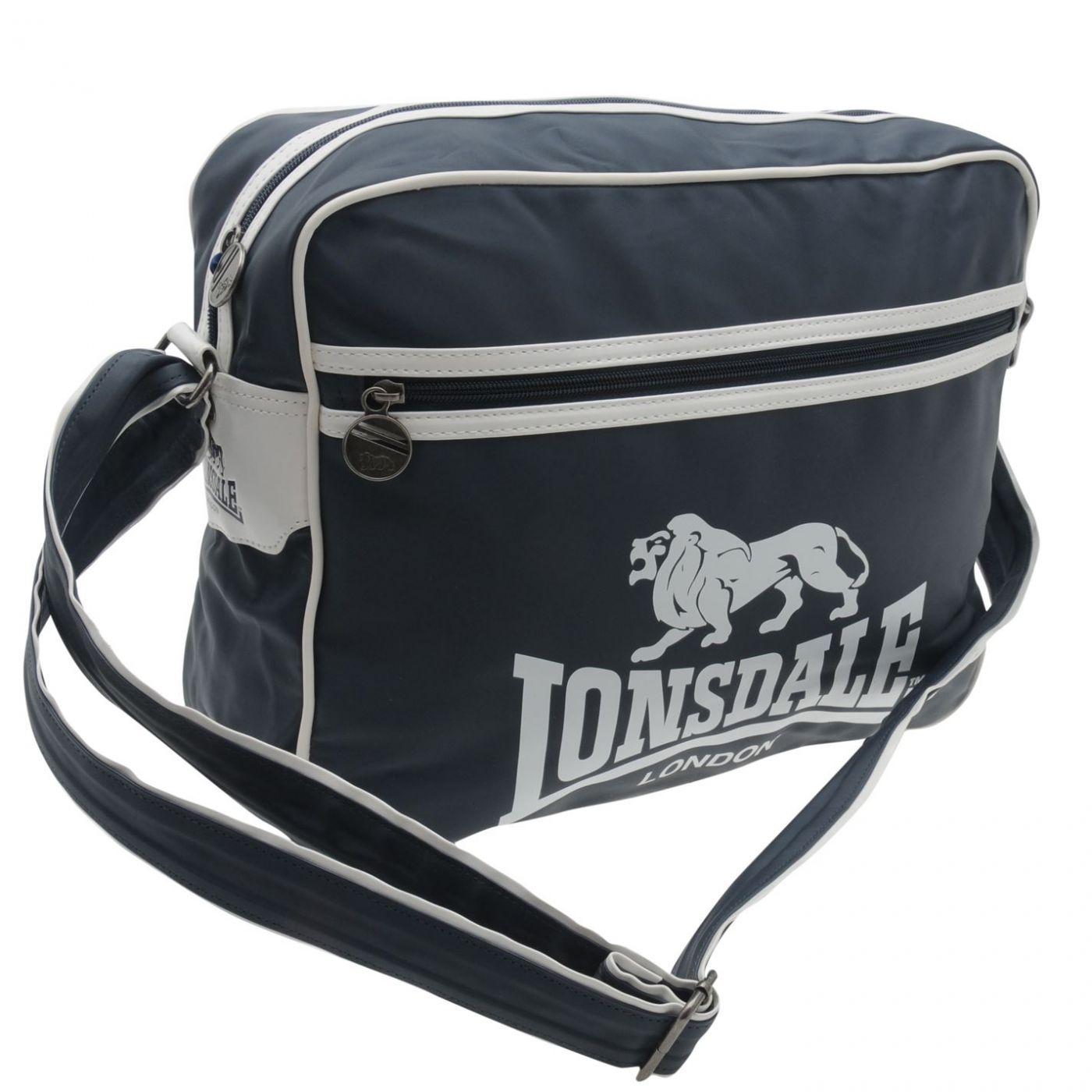 Lonsdale Flight Bag