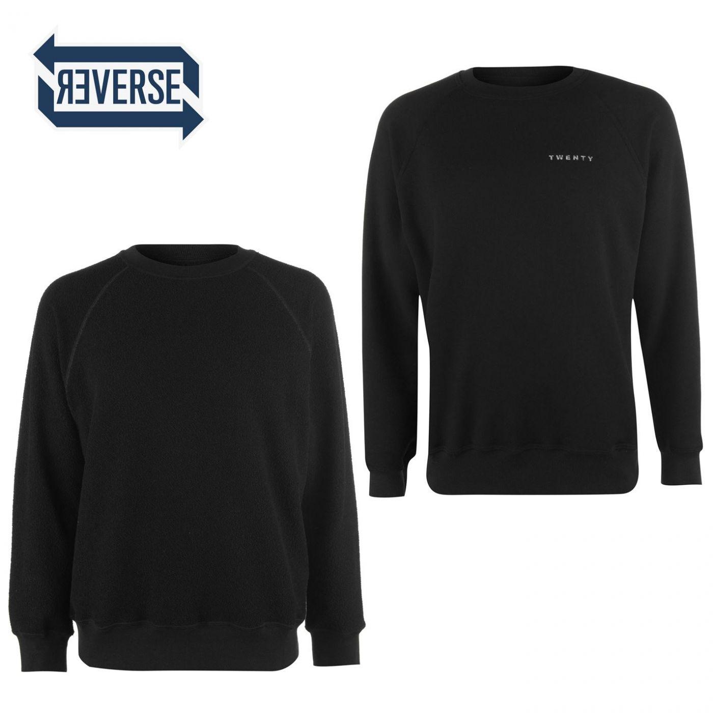 TWENTY Reverse Sweater