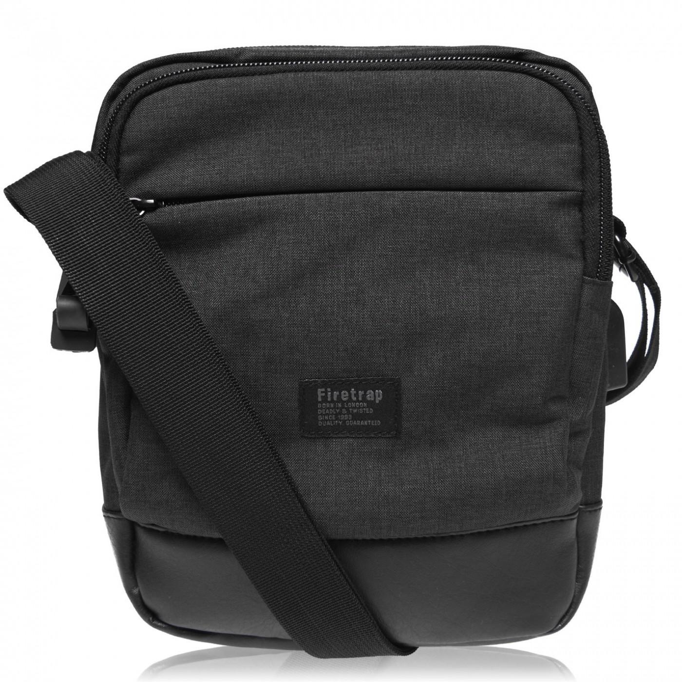 Firetrap Kingdom Cross Body Bag
