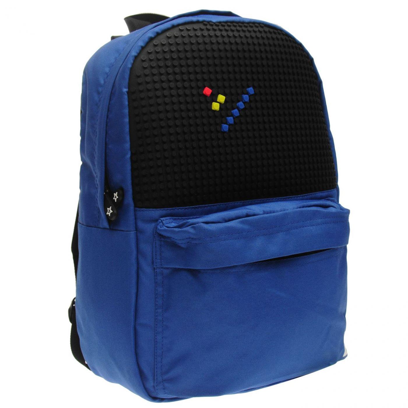 Star Block Backpack