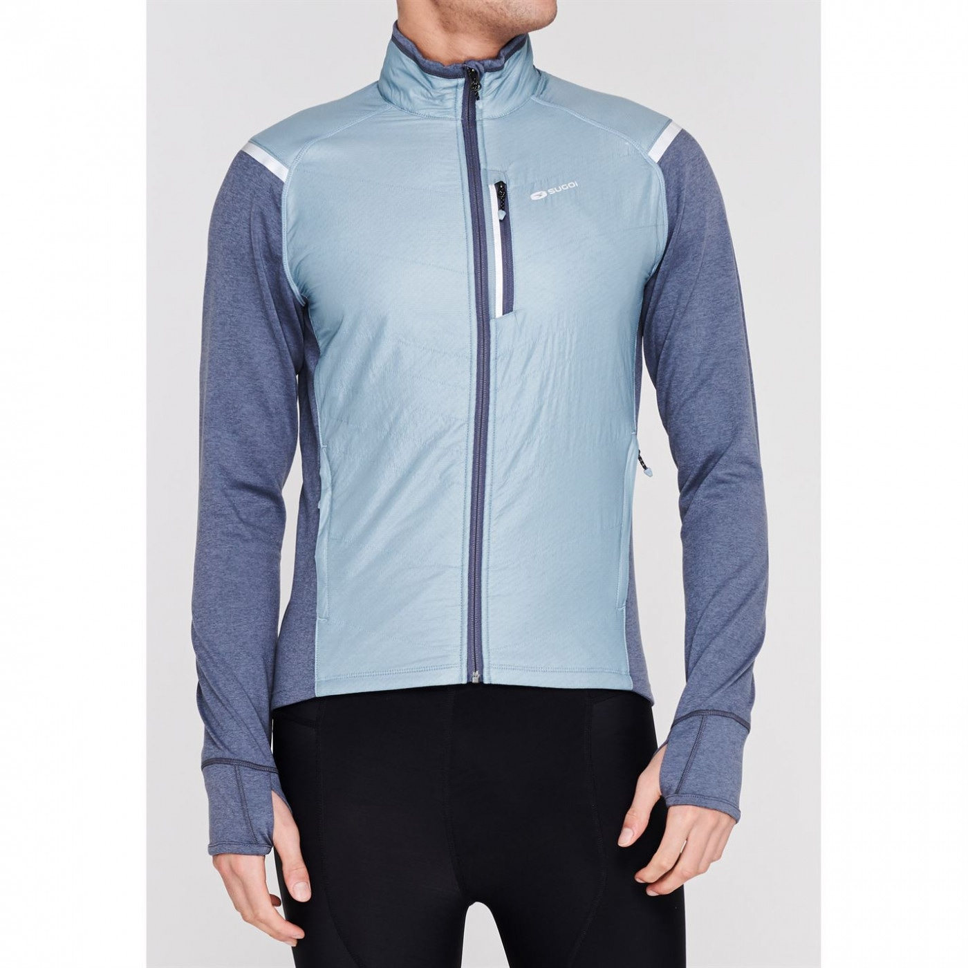 Sugoi Alpha Hybrid Cycling Jacket Mens