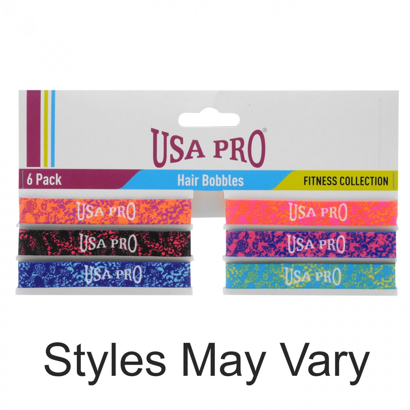 USA Pro Hair Bobbles