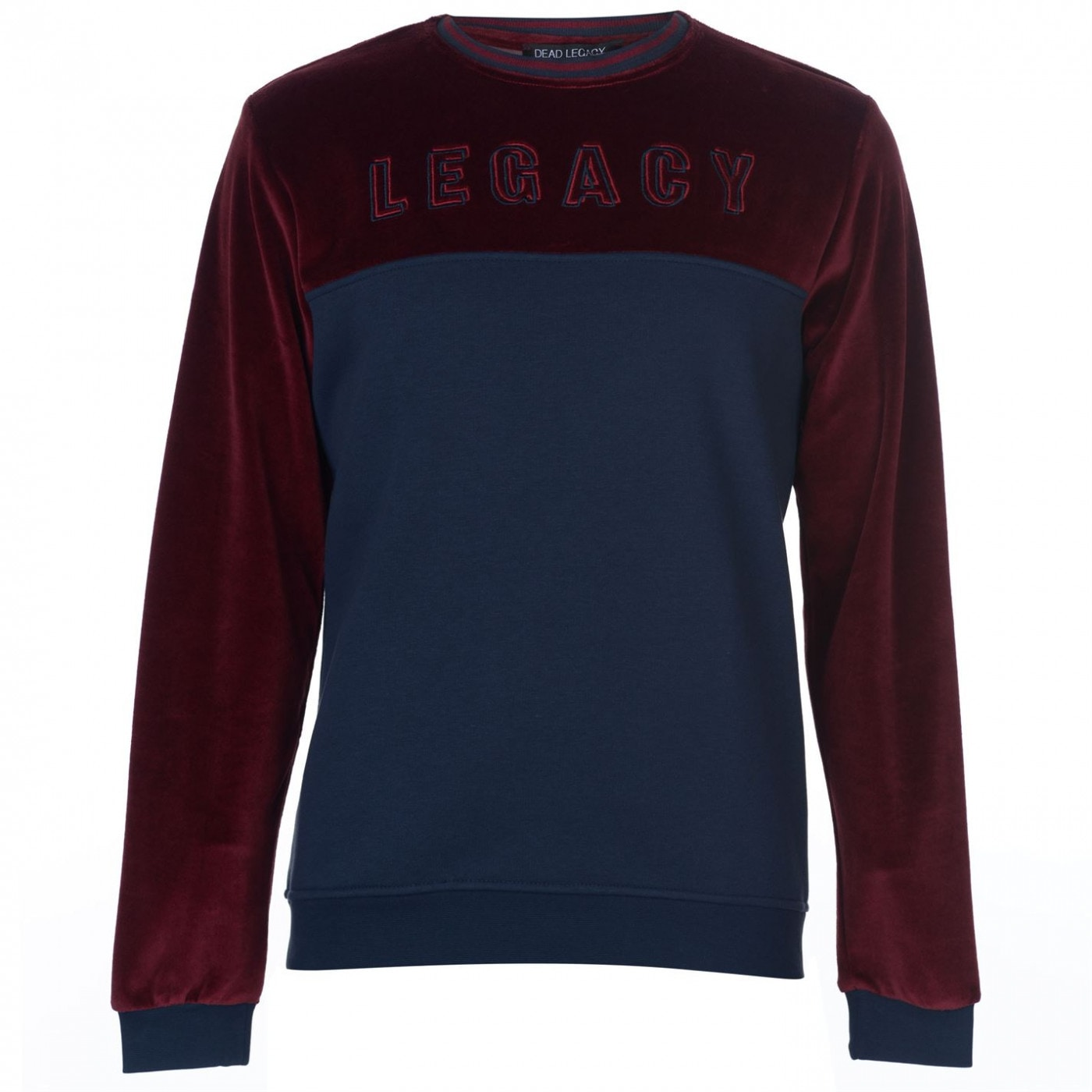 Dead Legacy Velour Sweater