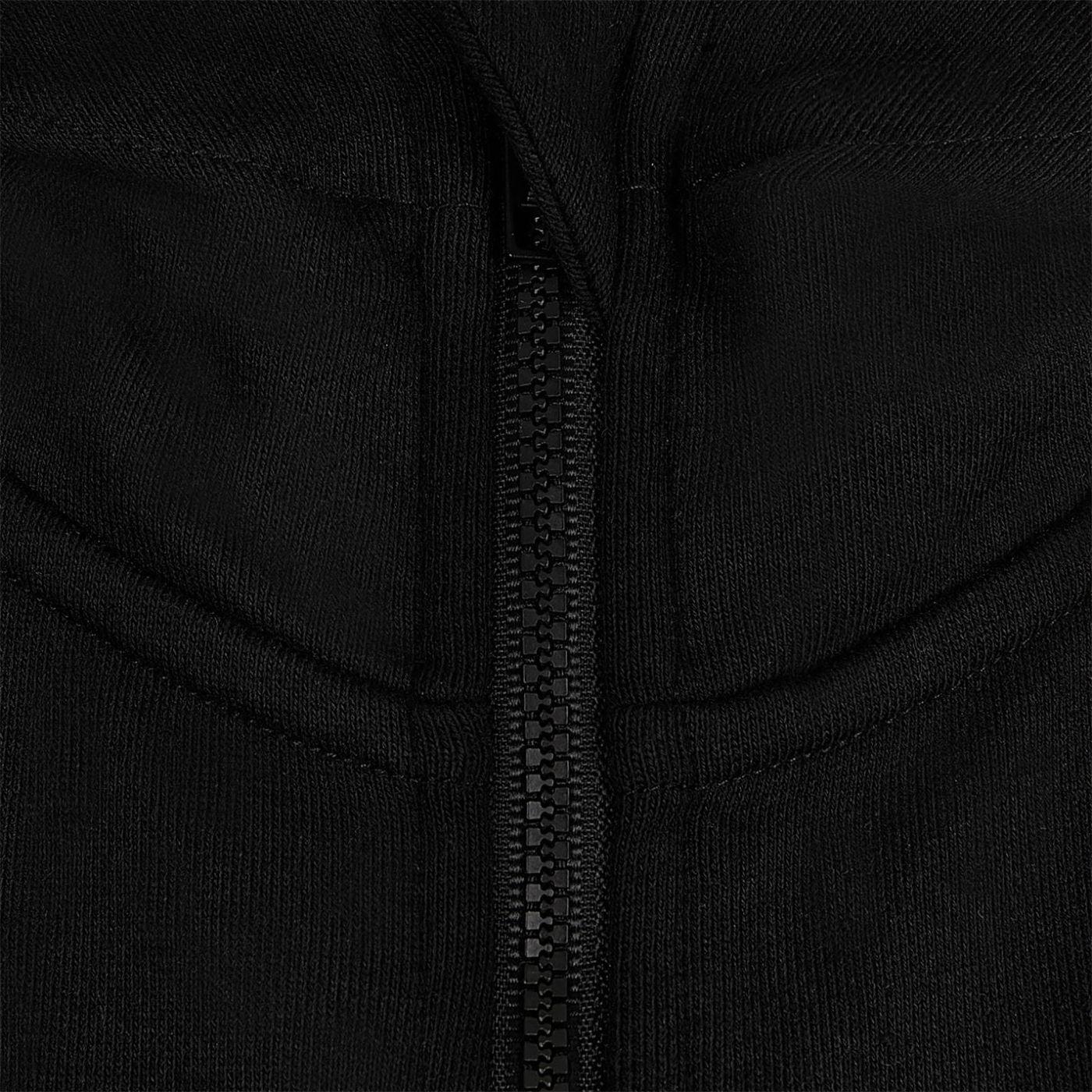 Usa Pro Long Zip Hoodie Ladies
