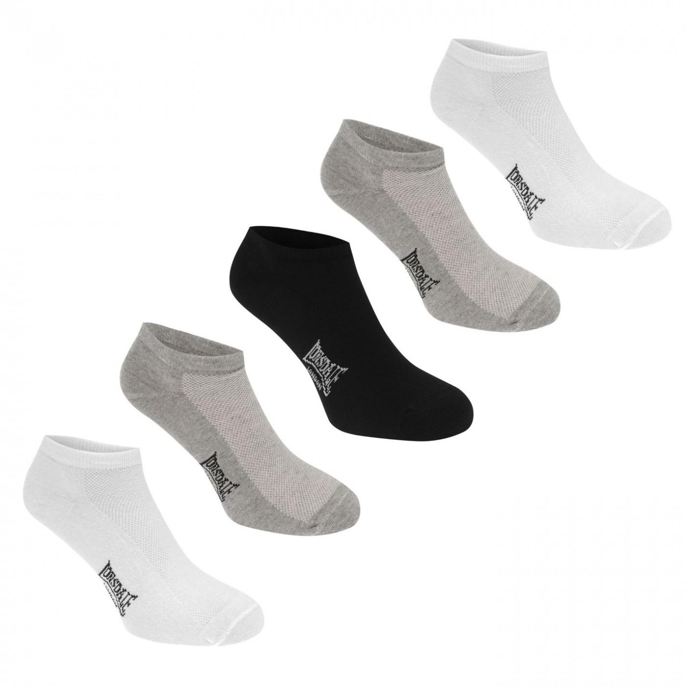Men's socks Lonsdale 5 Pack