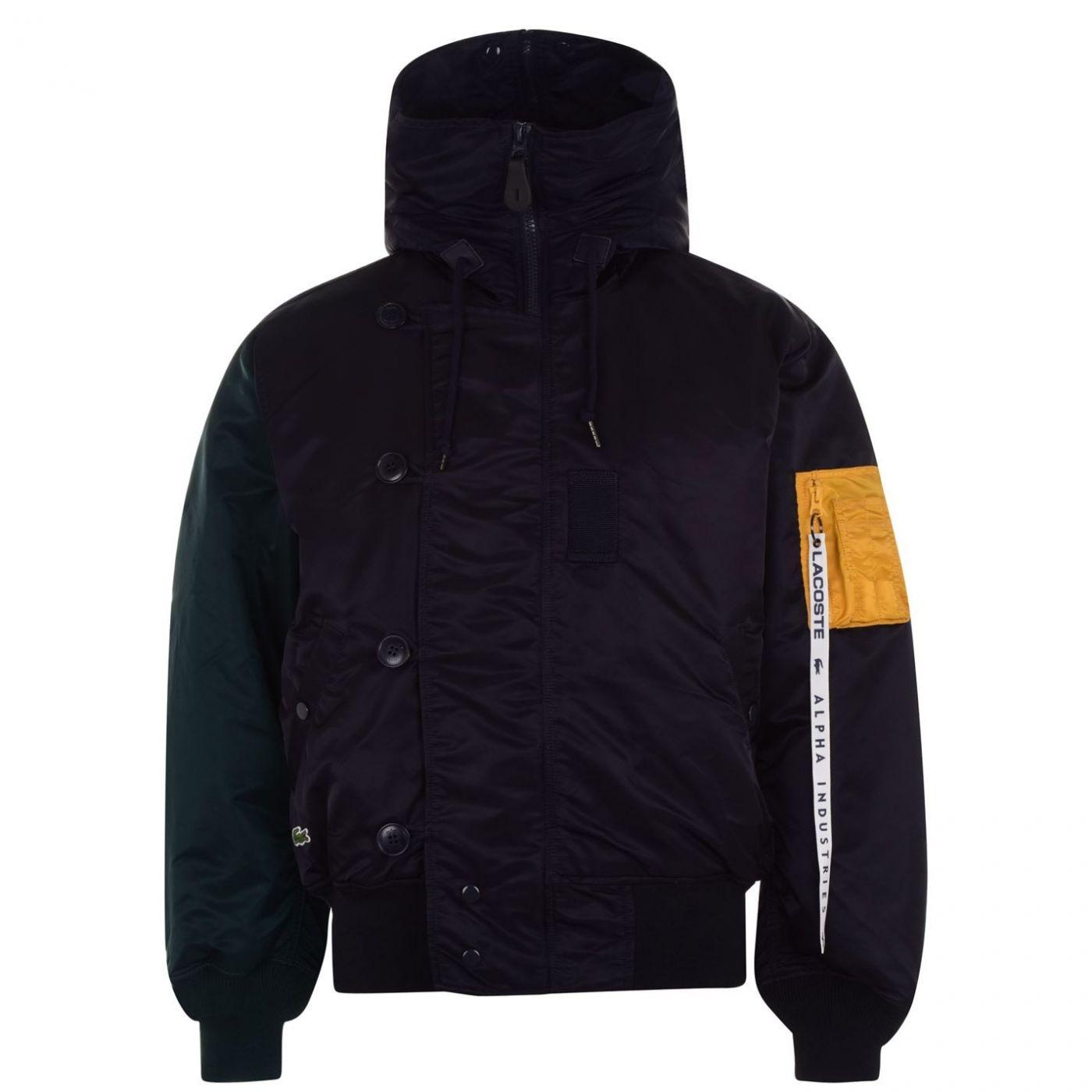 Lacoste Alpha Industries Jacket