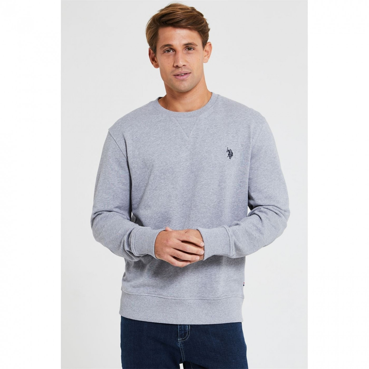 US Polo Assn Core Crew Sweatshirt