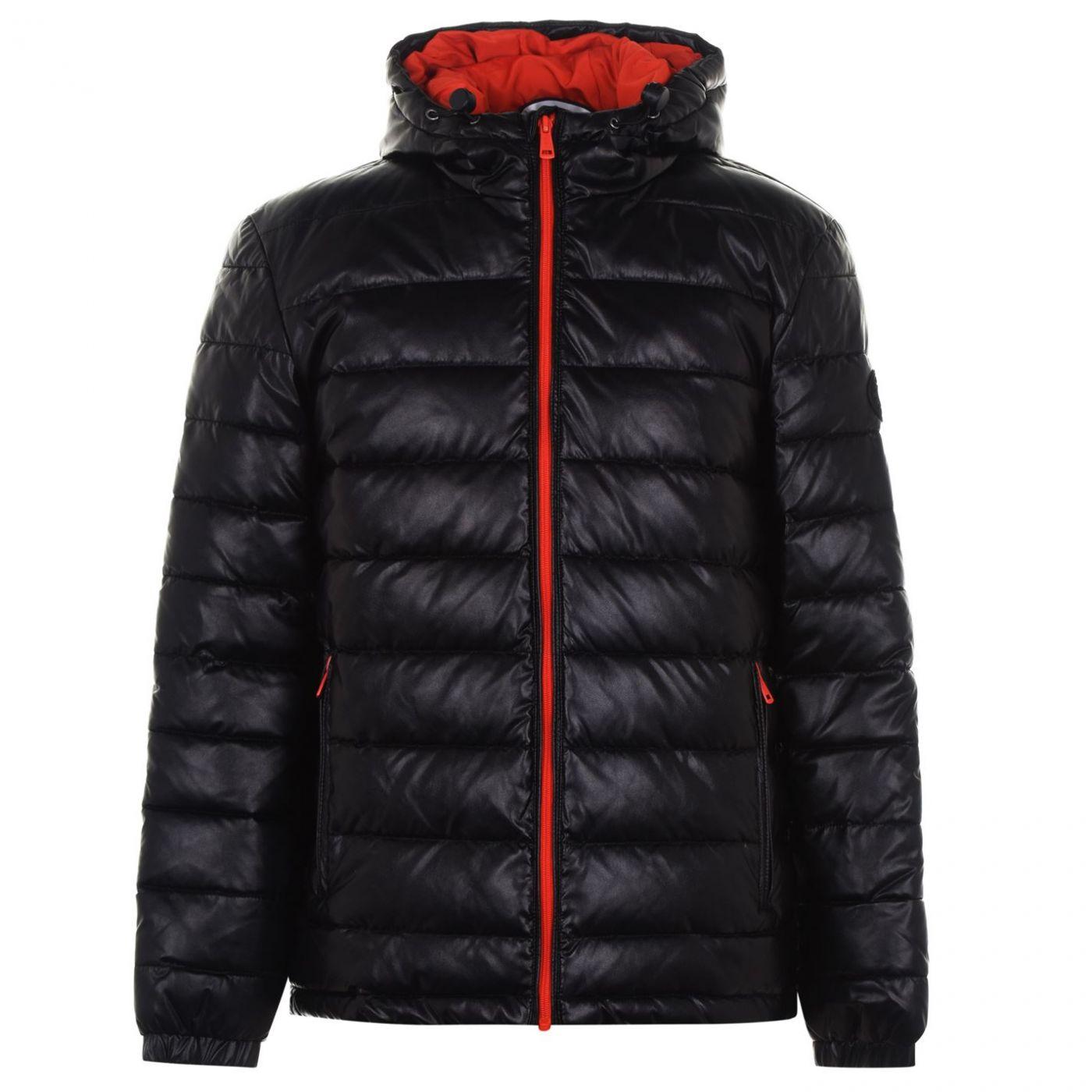 Cole Haan PU Jacket Mens