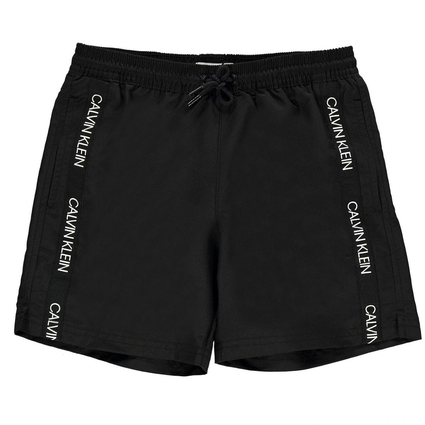 Calvin Klein Boy's Tapered Swimming Trunks