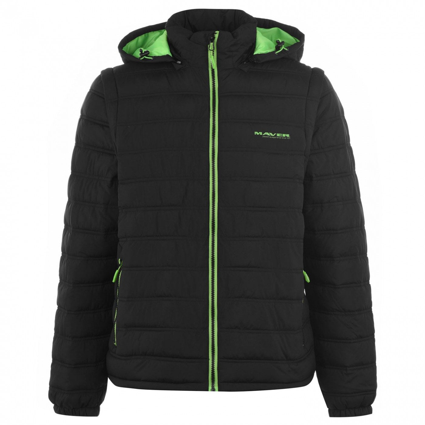 Maver Thermal Quilted Jacket Unisex