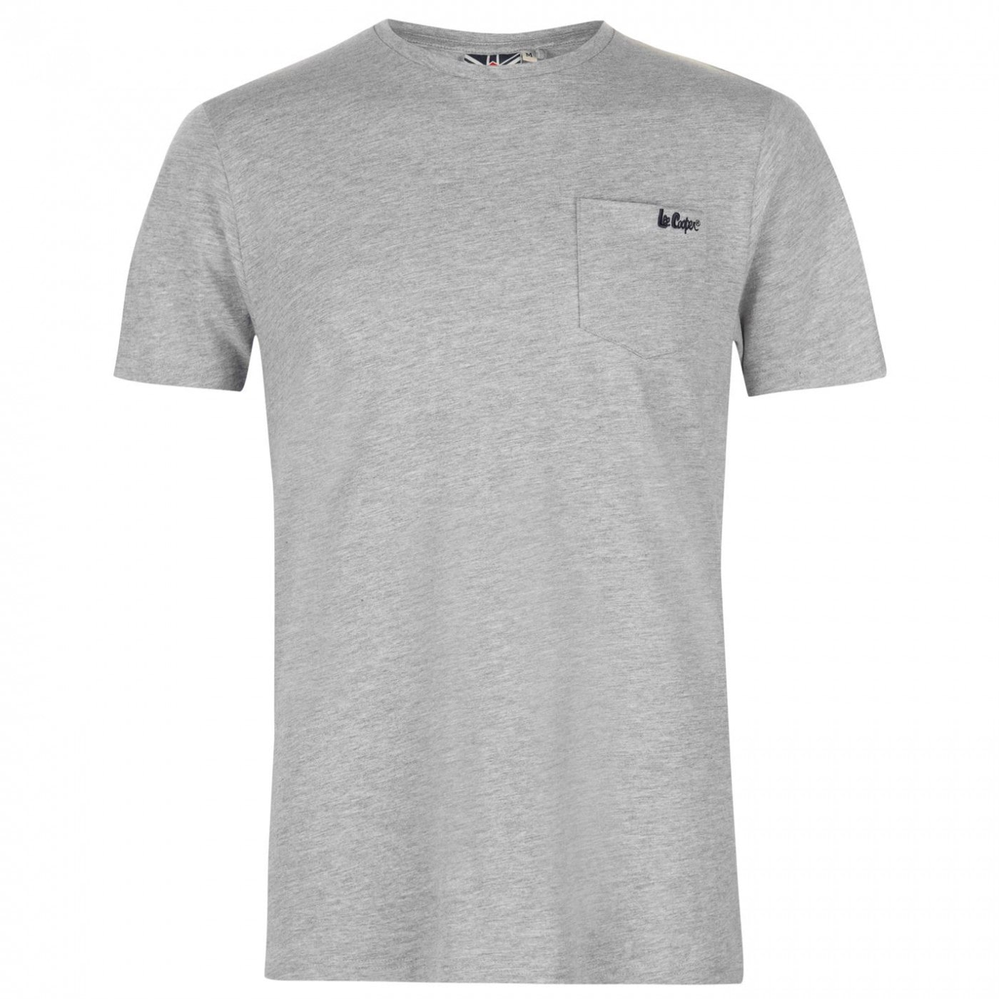 Lee Cooper Cooper Essentials Pocket T Shirt Mens