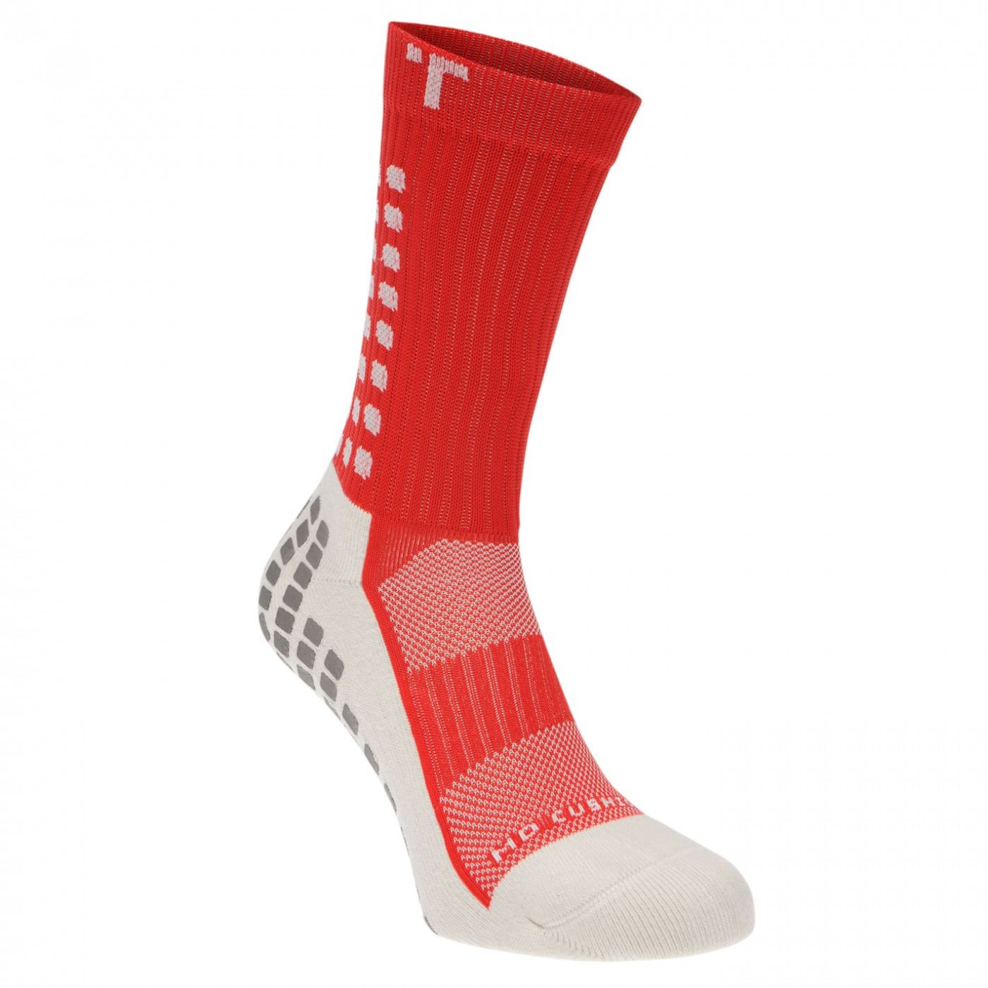 Trusox Mid Calf Cushion Crew Socks Mens