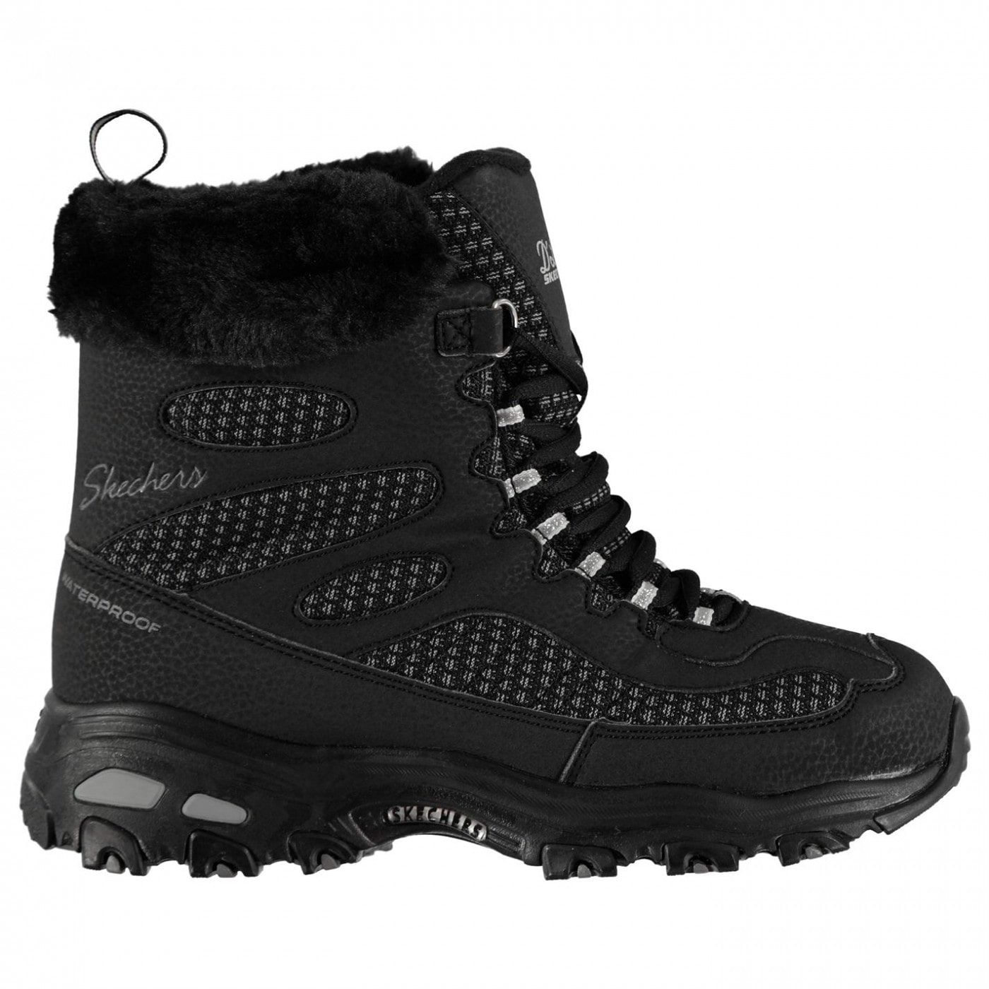 Skechers D'lites BC Ladies Boots