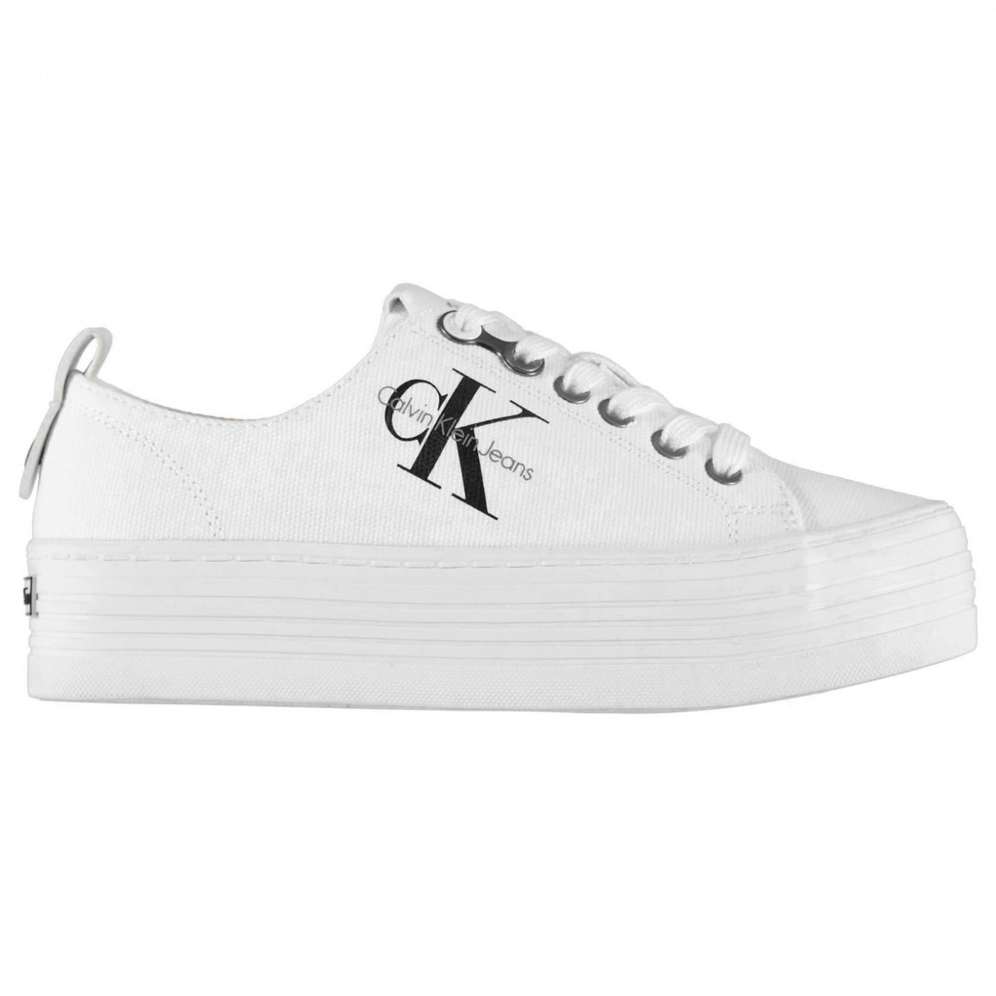 Calvin Klein Jeans Zolah Flatform Trainers
