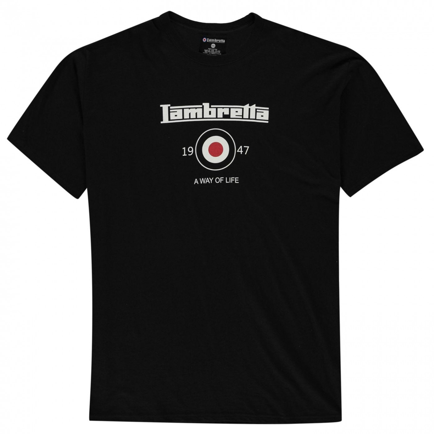 Lambretta Logo T Shirt