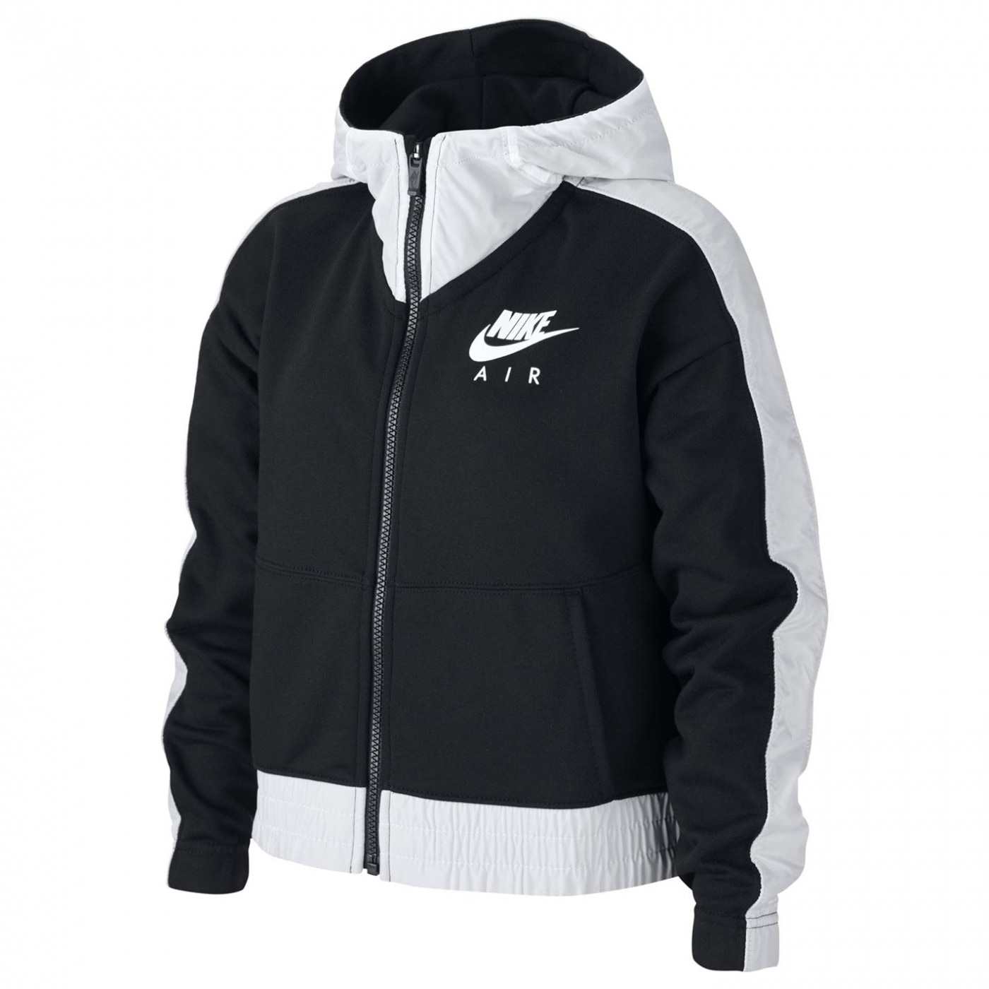 Nike Air Big Kids Full-Zip Hoodie