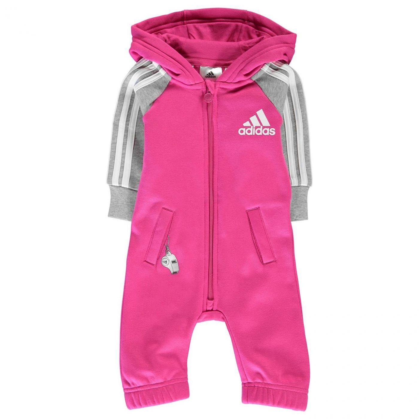 Adidas Tracksuit Onesie Babies