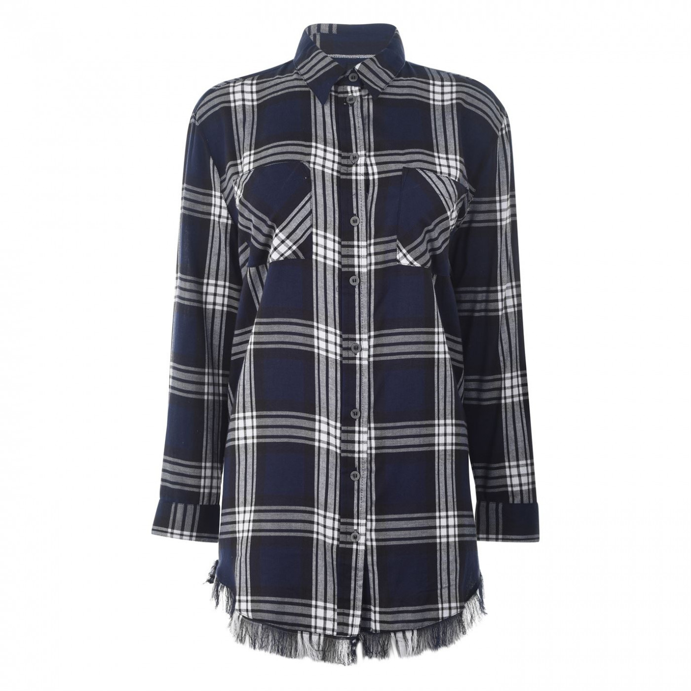 Only Louise Check Shirt
