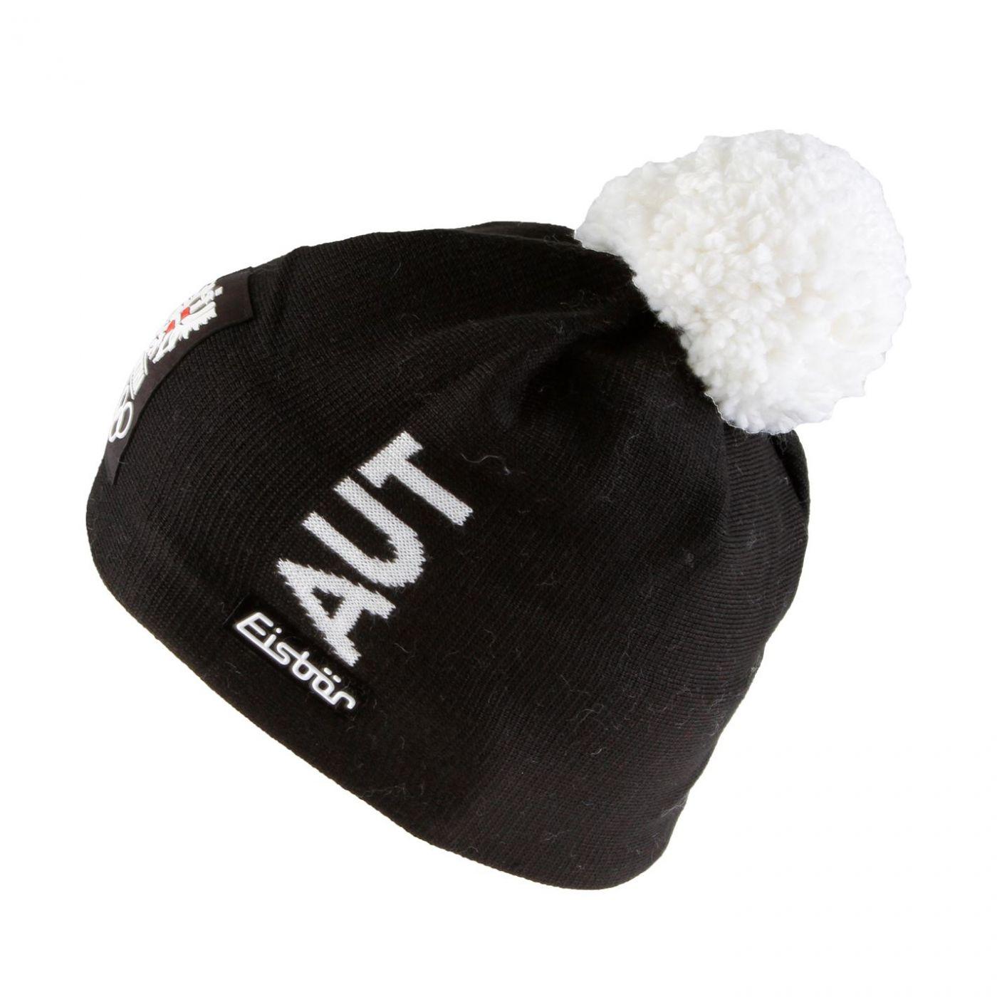 Eisbär Aina Pompom Hat Junior Boys