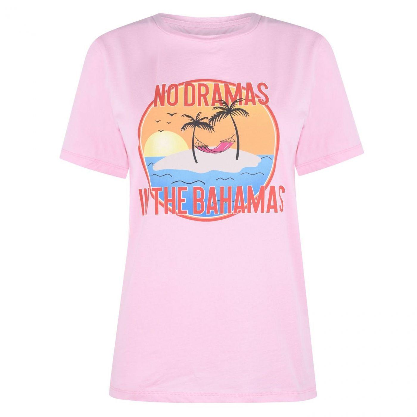 Blake Seven No Drama T Shirt