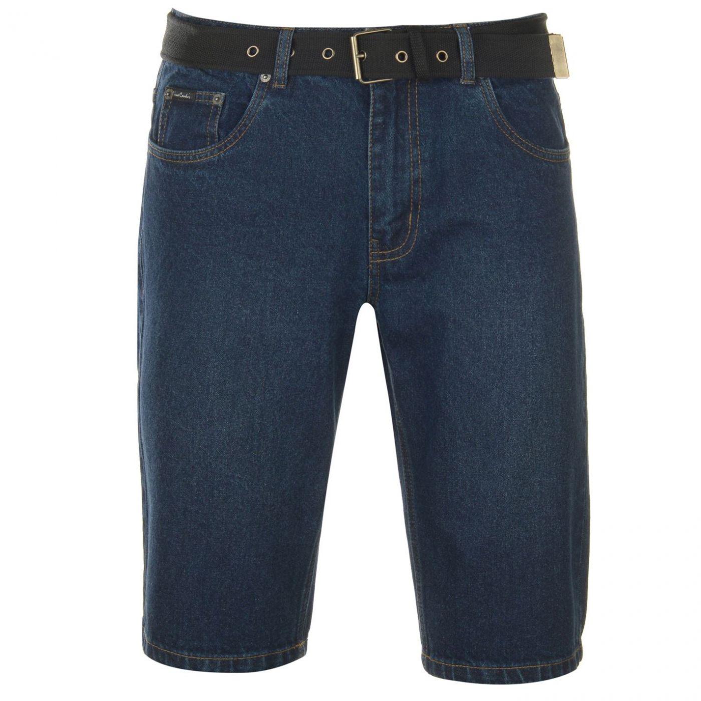 Pierre Cardin Web Belt  pánské šortky