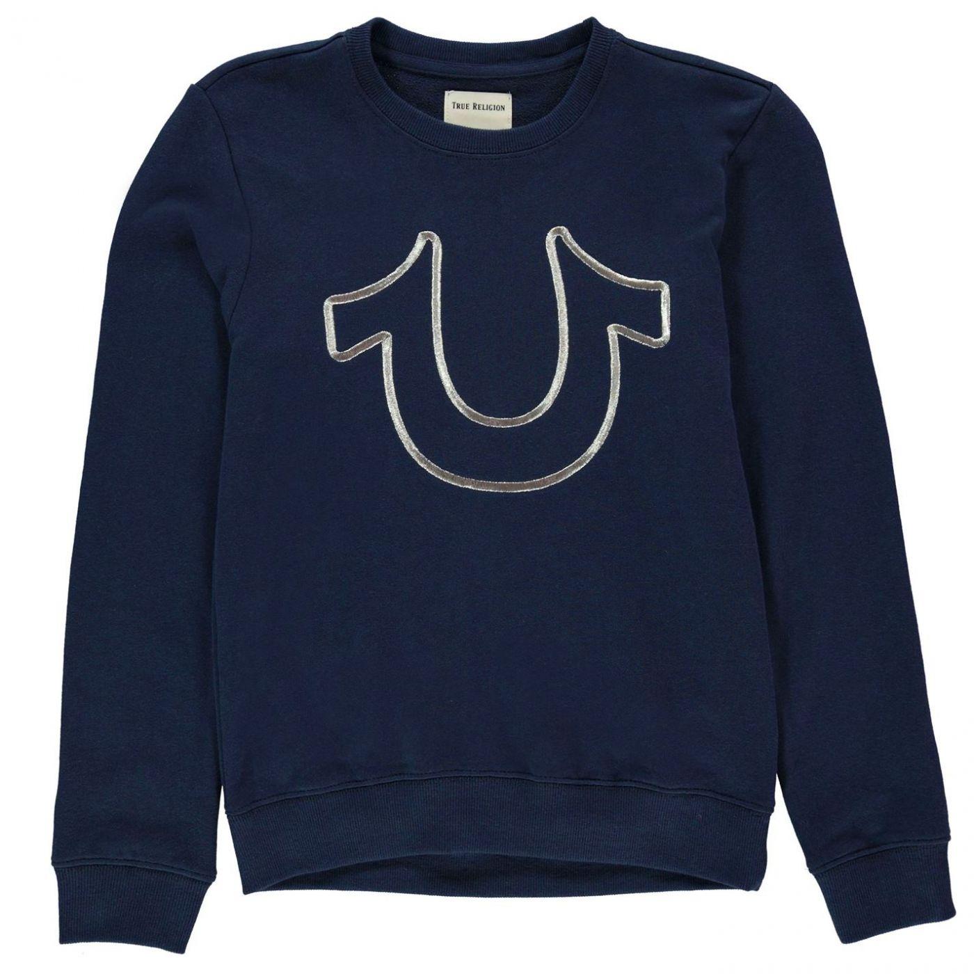 True Religion True Hs Crew Sweater