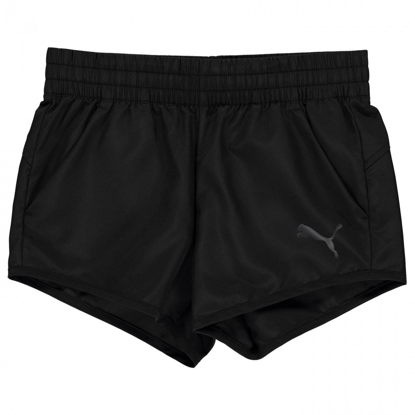 Puma Woven Shorts Girls
