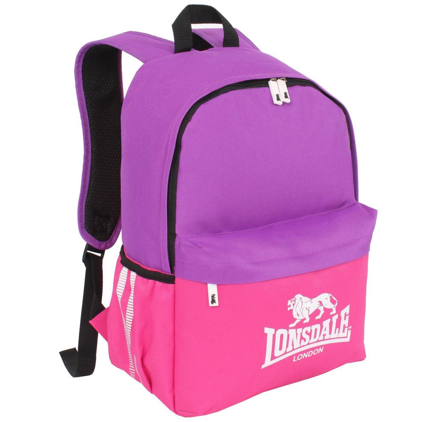 Lonsdale Pocket Backpack