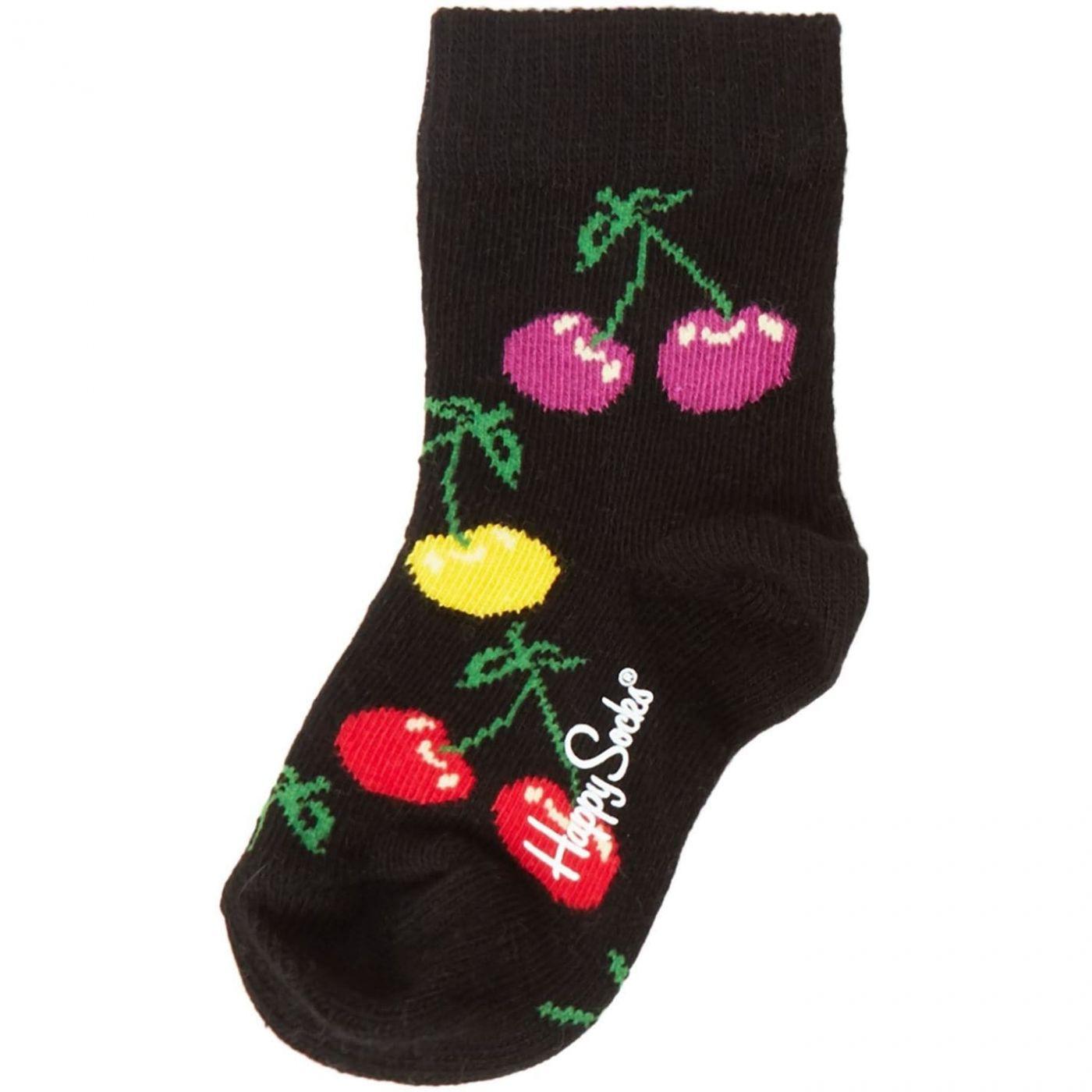 Happy Socks Cherry Print Socks