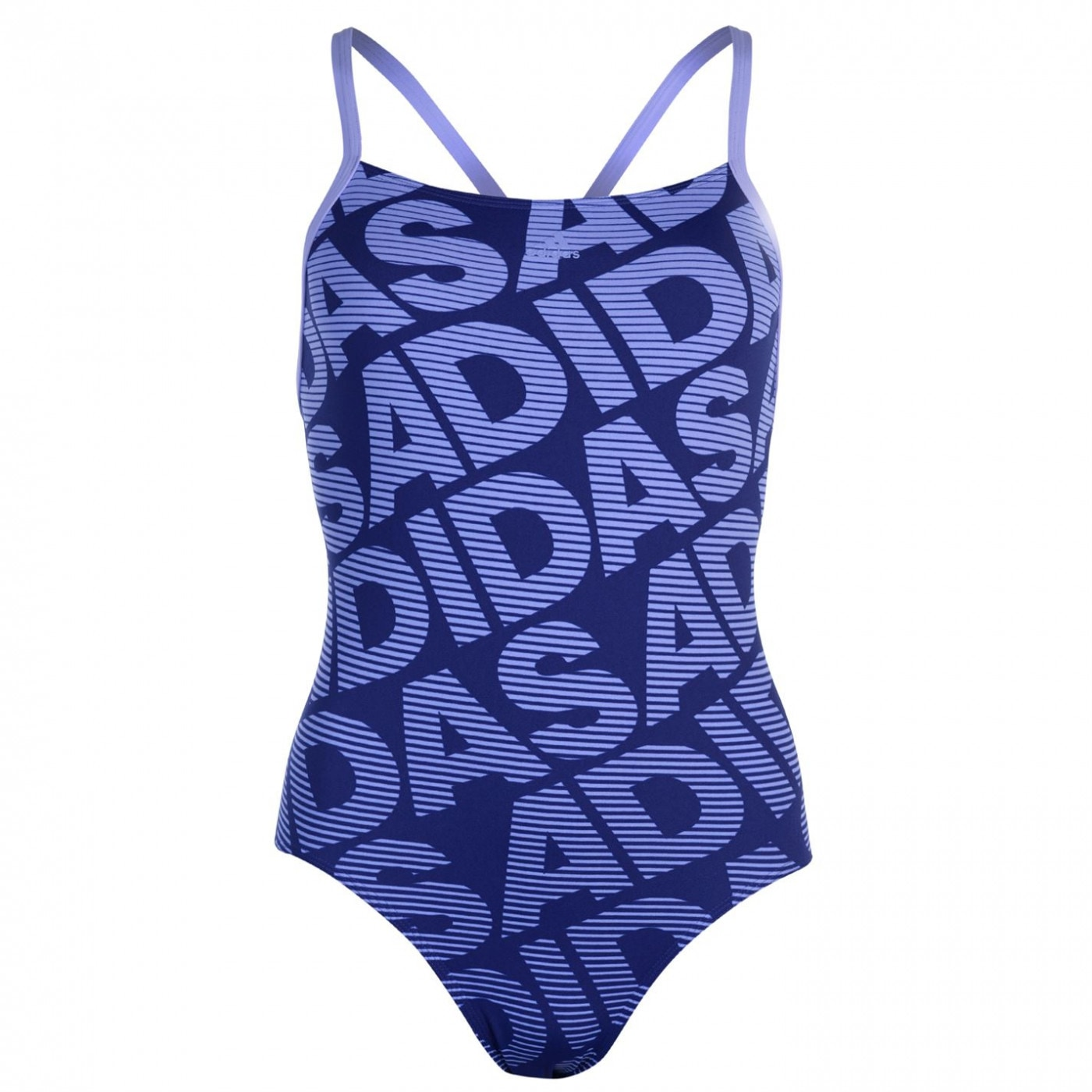 Adidas Lined One Piece Swimsuit Ladies