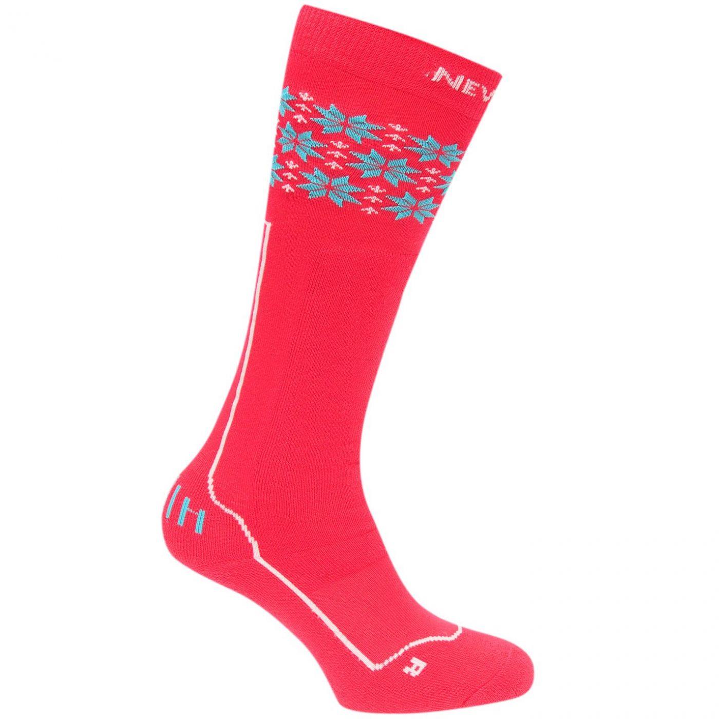 Nevica Vail 1 Pack Ski Socks Juniors