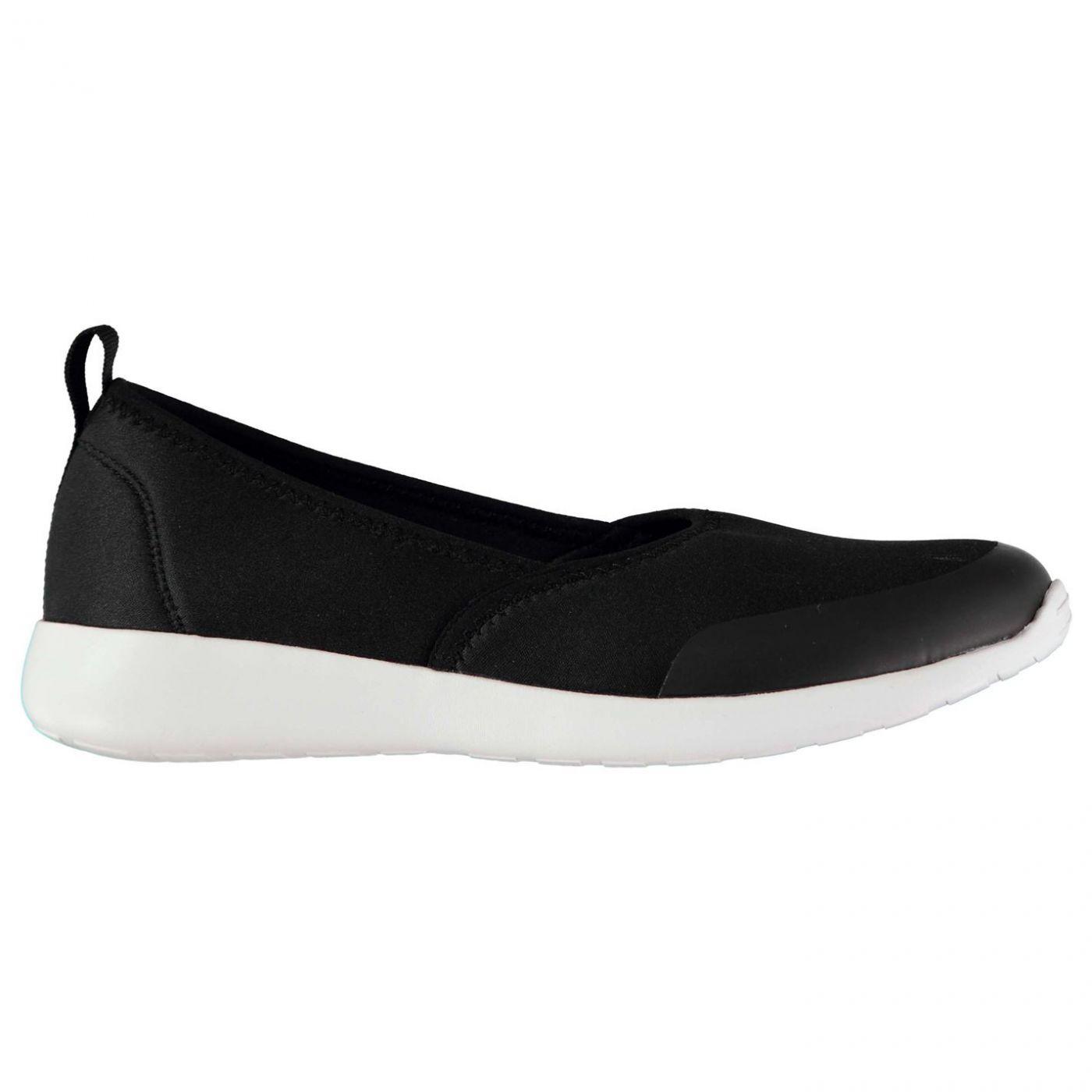 Fabric Zeta Ladies Slip On Shoes