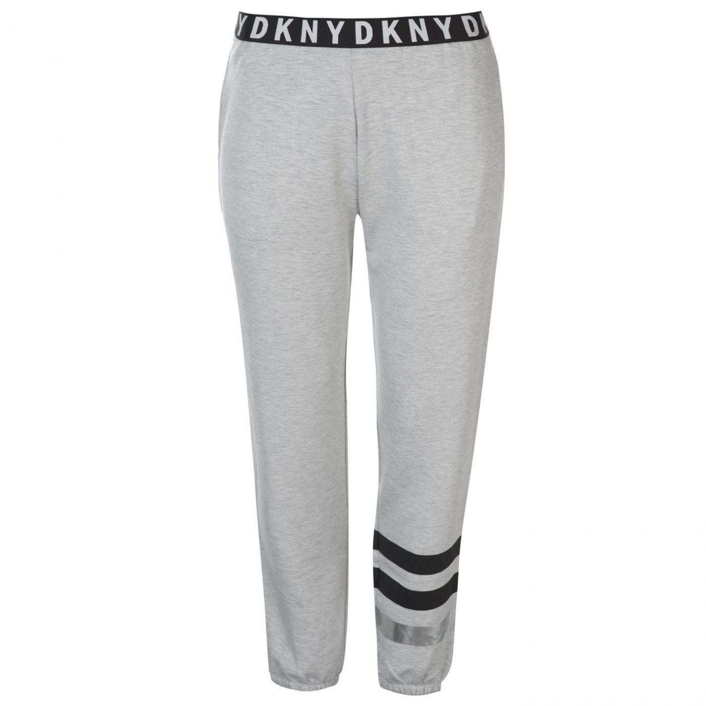 DKNY Ankle Stripe Pyjama Bottoms Ladies