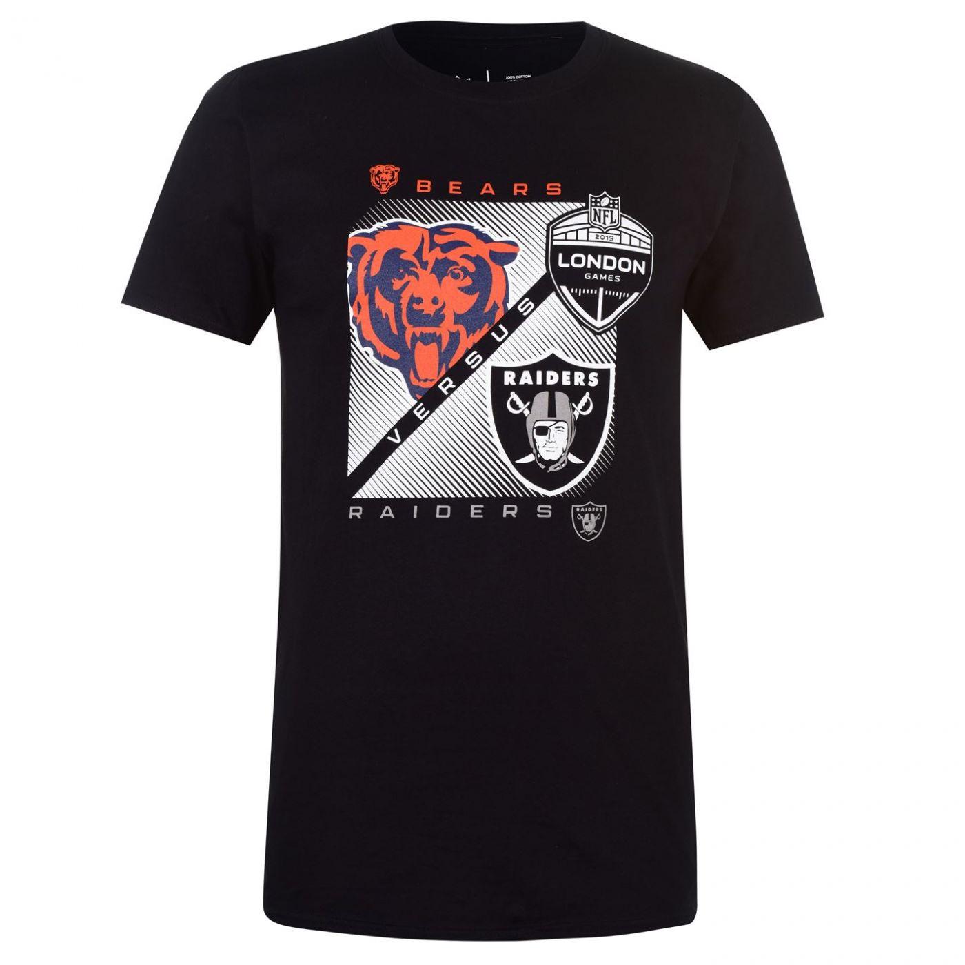 NFL London VS T Shirt Mens