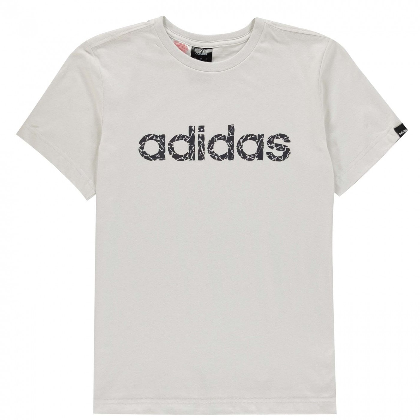 Adidas Shoes Logo T-Shirt Junior Boys