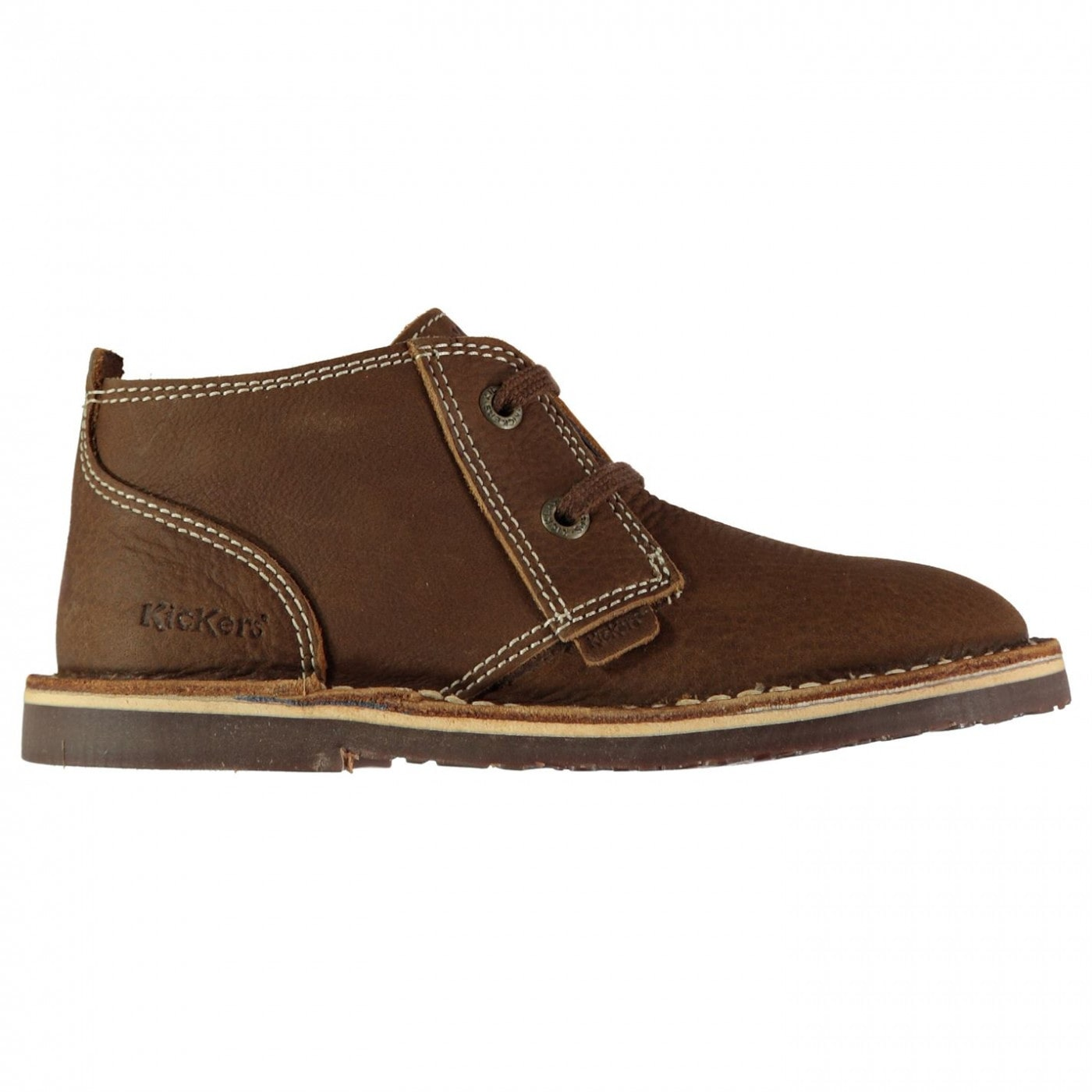 Kickers Adlar Boys Desert Boots