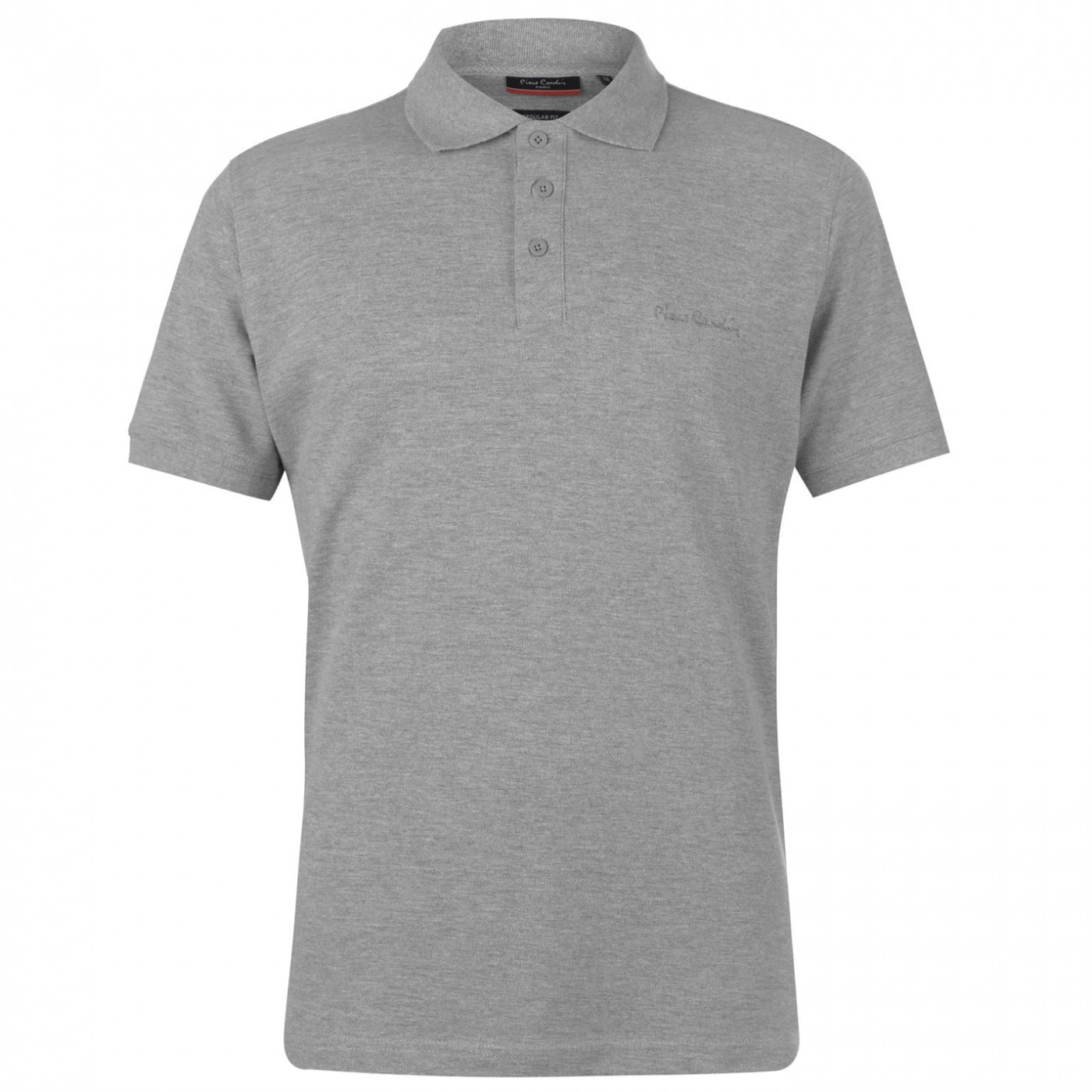 Men's polo shirt Pierre Cardin Plain